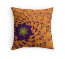 Floral Evolution 003.19.2.g4-280 Throw Pillow