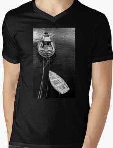 Boat Trips Mens V-Neck T-Shirt