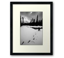 For the Love of it... Framed Print