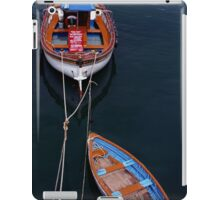 Boat Trip iPad Case/Skin