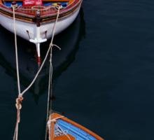 Boat Trip Sticker