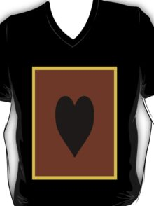 Yu-Gi-Oh Card Back (Heart of the Cards) T-Shirt