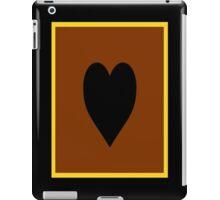 Yu-Gi-Oh Card Back (Heart of the Cards) iPad Case/Skin