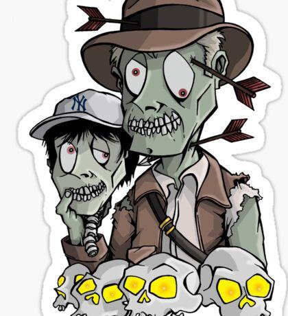 Dr. Demon Jones Sticker