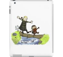 Calvin Main iPad Case/Skin