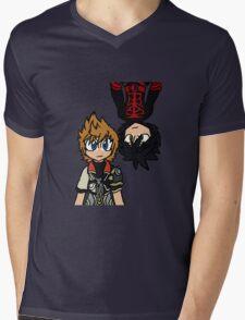 Ventus and Vanitas Mens V-Neck T-Shirt