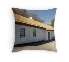Irish Cottage (1) Throw Pillow