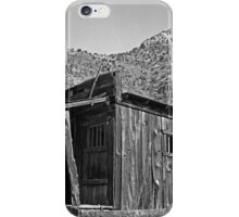 Canyon Cabin iPhone Case/Skin