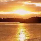 Pendennis Point Sunset..... by Lucan  Netley (LDN Photoart)