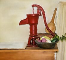 Water Pump by MaryTimman