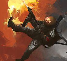 The Fury  by Awinkler21