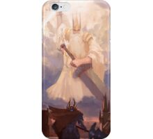 The Lord of Sunlight iPhone Case/Skin
