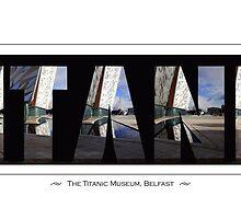 The Titanic Museum, Belfast by Wrayzo