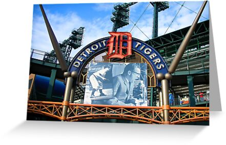 Comerica Park by JKStanford