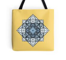 Stacked diamonds Tote Bag
