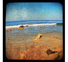 My Memories of the Sea Photographic Print