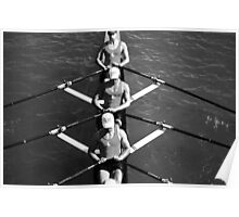 The Rowers #2 Poster