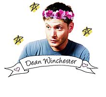 Dean Winchester by castielbitches