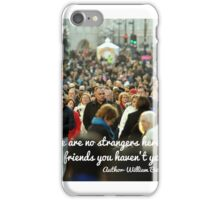 "For Our Hosts of ""Just For You Group""..... iPhone Case/Skin"