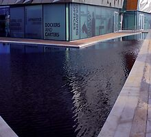 Titanic Reflection by Wrayzo