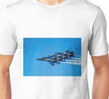 Blue Angels - Teamwork Unisex T-Shirt