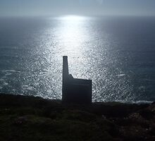 Wheal Coates, St Agnes by Mark  Florey