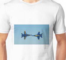 US Navy Blue Angels - Nose 2 Nose Unisex T-Shirt
