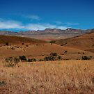 The Drakensberg by Deborah V Townsend