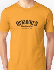 The Wire - Orlando's Gentlemen's Club Unisex T-Shirt