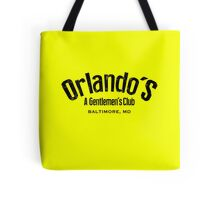 The Wire - Orlando's Gentlemen's Club Tote Bag