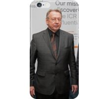 Niall Bolger with Paul Workman and Boris Johnson iPhone Case/Skin