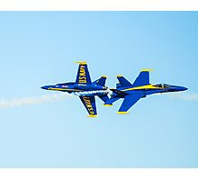 US Navy Blue Angels  Photographic Print