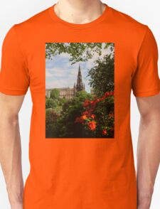 Sir Walter In View Unisex T-Shirt