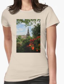 Sir Walter In View Womens Fitted T-Shirt