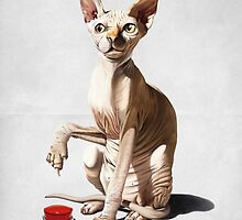 Cat-astrophe by robCREATIVE