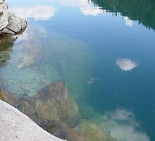 Reflections in Horseshoe Lake by HarrySch