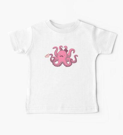 Geek Octopus Baby Tee