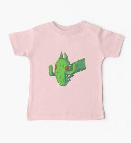 Cactus Pikachu Baby Tee