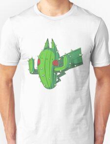 Cactus Pikachu Unisex T-Shirt