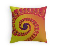 Floral Evolution 003.20.3.g4-280 Throw Pillow