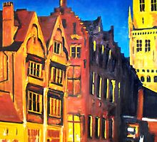 In Bruges by Robert Reeves