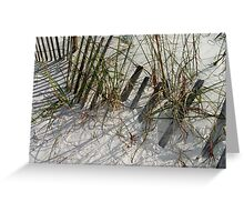 Dune Life Greeting Card