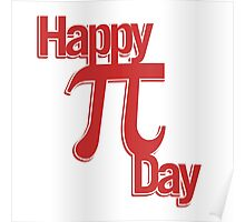 Happy PI DAY Poster