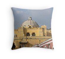 Antigua, Guatemala Throw Pillow