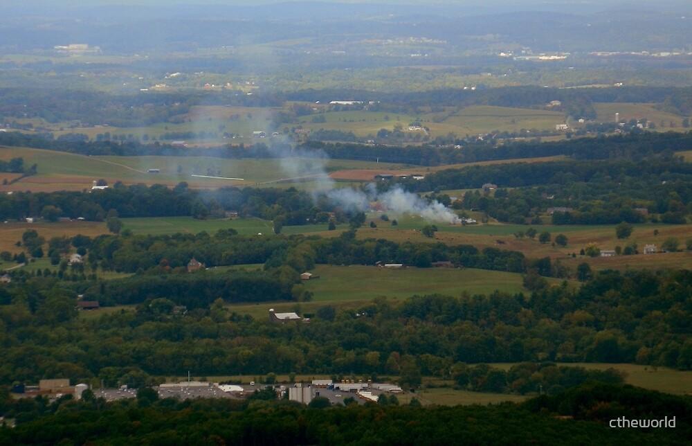 Virginia Landscape by ctheworld