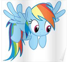 Cute Rainbow Dash Poster