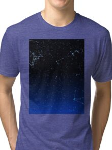 Abstract space Tri-blend T-Shirt