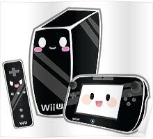 Cute Wii U Poster