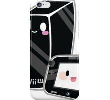 Cute Wii U iPhone Case/Skin