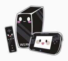 Cute Wii U Kids Tee